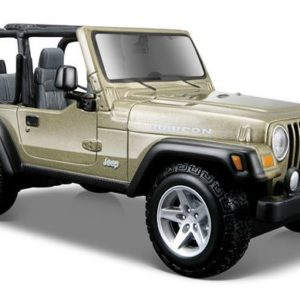 Metalni automobil 1:27 Jeep Wrangler Rubicon