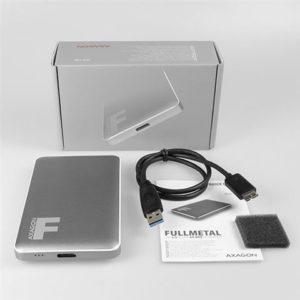 "AXAGON EE25-F6G USB3.0-SATA 6G 2.5"" HDD/SSD ladica za disk"