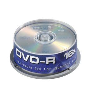 Traxdata DVD-R CAKE 25