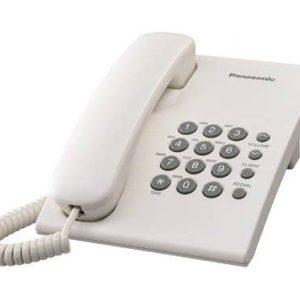 PANASONIC telefon stolni KX-TS500FXW bijeli