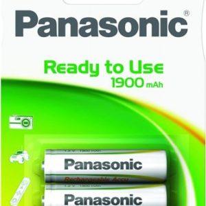 PANASONIC baterije HHR-3MVE/2BC punjive Ready to use