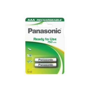 PANASONIC baterije HHR-4MVE/2BC punjive