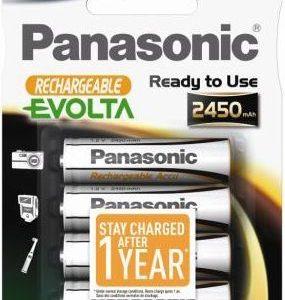 PANASONIC baterije HHR-3XXE/4BC punjive