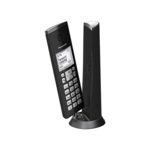 PANASONIC telefon bežični KX-TGK210FXB crni