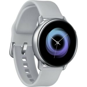 SAT Samsung R500 Galaxy Watch Active srebrni SM-R500NZSASEE
