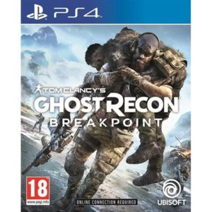 SONY-PlayStation igra Tom Clancy's Ghost R. B. A. Deluxe TCGRBSEPS
