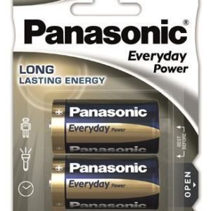 PANASONIC baterije LR14EPS/2BP Alkaline Standard Power