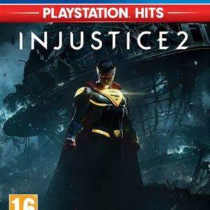 SONY-PlayStation 4 igra Injustice 2 Hits PS4 3202052169