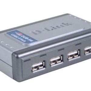 D-Link USB hub DUB-H4/E