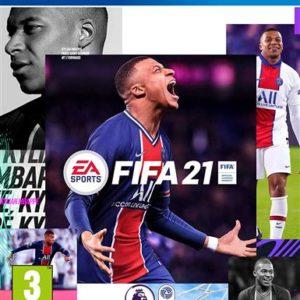SONY-PlayStation FIFA 21 PS4