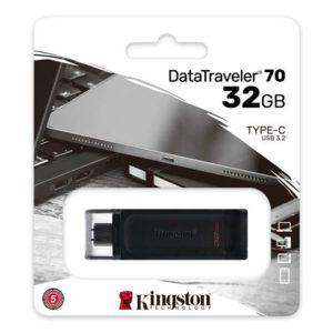 MEM UFD 32GB DT70 Type-C KIN