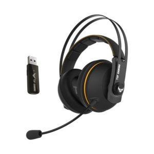 Slušalice TUF GAMING H7 YELLOWL Wireless
