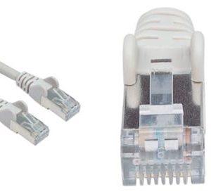 Intellinet patch kabel 10m Cat.6 S/FTP LSOH sivi