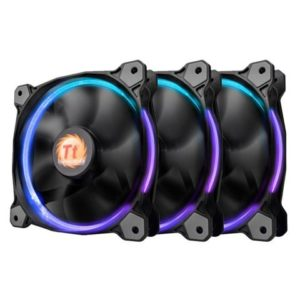 Hladnjak za kućište Thermaltake Riing 12 RGB (3 komada)