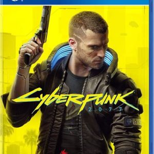 GAM SONY PS4 igra CYBERPUNK 2077 PS4