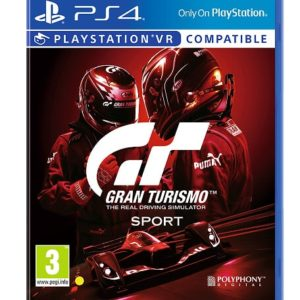 Igrica za Playstation 4 GRAN TURISMO SPORT Spec II