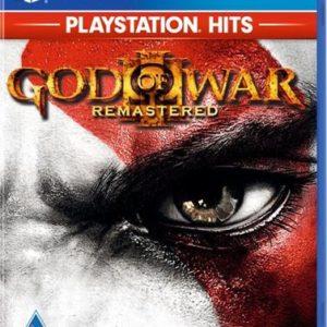 Igrica za playstation God of War 3 Hits