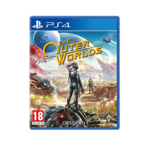 Igrica za playstation The Outer Worlds PS4
