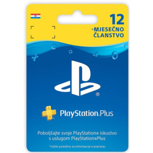 PLAYSTATION PLUS CARD 365