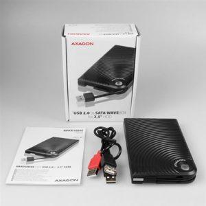 "AXAGON EE25-XP USB2.0 - SATA 2.5"" HDD/SSD ladica za disk"