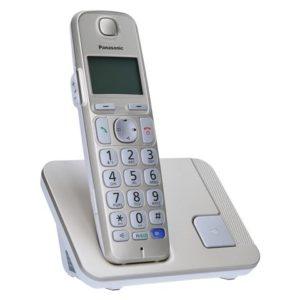 PANASONIC telefon bežični KX-TGE210FXN