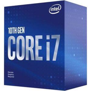 CPU INT Core i7 10700F