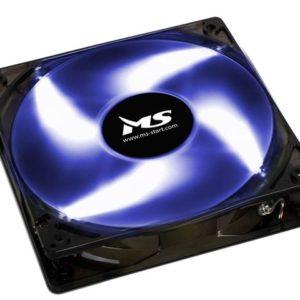 MS FREEZE L120 plavi fan 12 cm